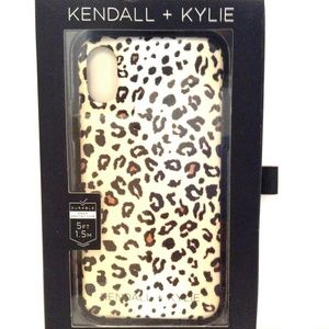 NEW Kendall Kylie Smart Phone Case Leopard iPhone